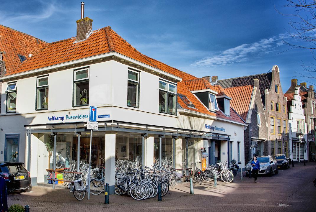 veltkamp-tweewielers hattem, een begrip in fietsend gelderland